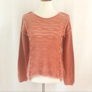 Buckle BKE Dusty Pink Sweater